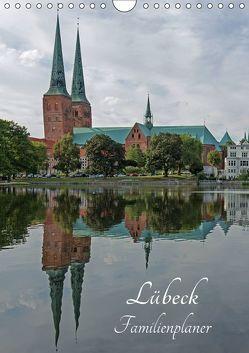 Lübeck – Familienplaner (Wandkalender 2018 DIN A4 hoch) von Potratz,  Andrea