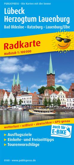 Lübeck – Herzogtum Lauenburg, Bad Oldesloe – Ratzeburg – Lauenburg/Elbe