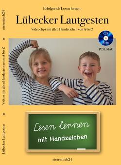 Lübecker Lautgesten: CD-ROM von Kossak,  Reinhard