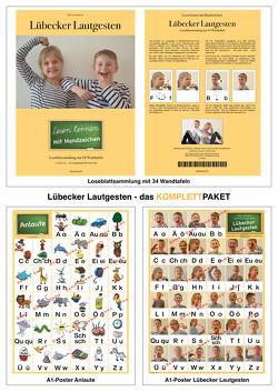 Lübecker Lautgesten – Das Komplettpaket von Kossak,  Reinhard