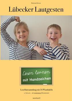 Lübecker Lautgesten von Kossak,  Reinhard