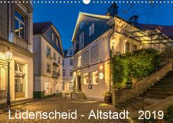 Lüdenscheid – Die Altstadt 2019 (Wandkalender 2019 DIN A3 quer) von Borchert,  Lothar