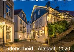 Lüdenscheid – Die Altstadt 2020 (Wandkalender 2020 DIN A2 quer) von Borchert,  Lothar