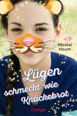 Lügen schmeckt wie Knäckebrot von Doerries,  Maike, Houm,  Nicolai, Schürmann,  Kerstin