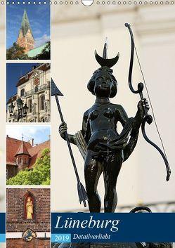 Lüneburg Detailverliebt (Wandkalender 2019 DIN A3 hoch) von Bagunk,  Anja