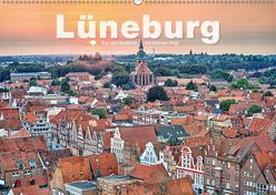 LÜNEBURG Ein- und Ausblicke von Andreas Voigt (Wandkalender 2019 DIN A2 quer) von Voigt,  Andreas