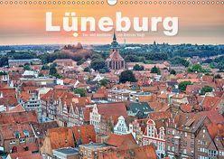 LÜNEBURG Ein- und Ausblicke von Andreas Voigt (Wandkalender 2019 DIN A3 quer) von Voigt,  Andreas