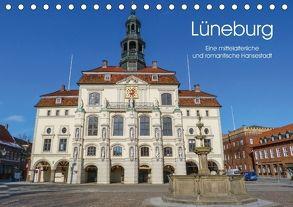 Lüneburg – Eine mittelalterliche und romantische Hansestadt (Tischkalender 2018 DIN A5 quer) von Nack,  Heike