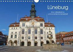 Lüneburg – Eine mittelalterliche und romantische Hansestadt (Wandkalender 2018 DIN A4 quer) von Nack,  Heike