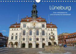 Lüneburg – Eine mittelalterliche und romantische Hansestadt (Wandkalender 2019 DIN A4 quer) von Nack,  Heike