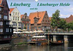 Lüneburg und die Lüneburger Heide (Wandkalender 2019 DIN A3 quer) von Reupert,  Lothar