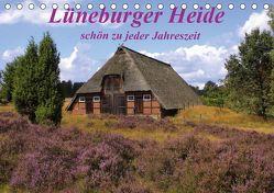 Lüneburger Heide – schön zu jeder Jahreszeit (Tischkalender 2019 DIN A5 quer) von Reupert,  Lothar