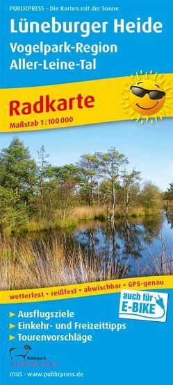 Lüneburger Heide – Vogelpark-Region, Aller-Leine-Tal