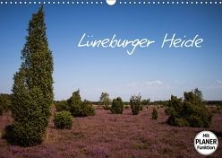 Lüneburger Heide (Wandkalender 2018 DIN A3 quer) von Dobrindt,  Jeanette