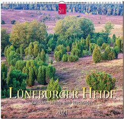 Lüneburger Heide – Zwischen Heide und Wacholder