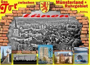Lünen  – Das Tor zwischen Münsterland und Ruhrgebiet von Sültz,  Renate, Sültz,  Uwe H.