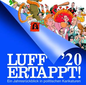 Luff '20 – Ertappt von Henn,  Rolf