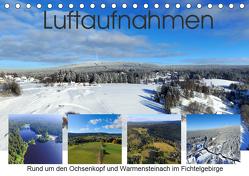 Luftaufnahmen rund um den Ochsenkopf (Tischkalender 2019 DIN A5 quer) von Werner-Ney,  S.