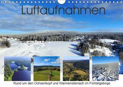 Luftaufnahmen rund um den Ochsenkopf (Wandkalender 2019 DIN A4 quer) von Werner-Ney,  S.