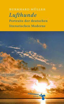 Lufthunde von Hamilton,  Anne, Müller,  Burkhard