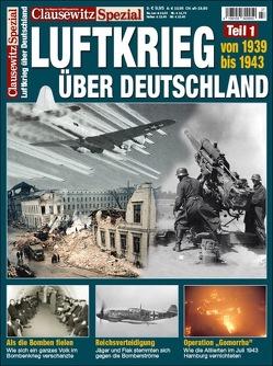 Luftkrieg 1939–1943 von Krüger,  Stefan