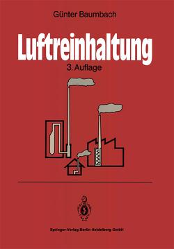 Luftreinhaltung von Baumbach,  Guenter