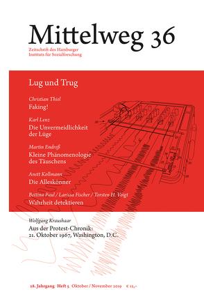 Lug und Trug von Endreß,  Martin, Fischer,  Larissa, H. Voigt,  Torsten, Kollmann,  Anett, Kraushaar,  Wolfgang, Lenz,  Karl, Paul,  Bettina, Thiel,  Christian