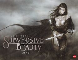 Luis Royo Subversive Beauty – Kalender 2019 von Heye, Royo,  Luis
