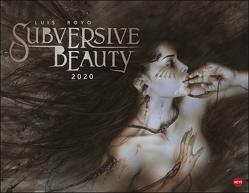 Luis Royo Subversive Beauty Kalender 2020 von Heye, Royo,  Luis