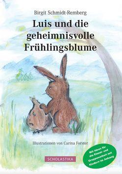 Luis und die geheimnisvolle Frühlingsblume von Forster,  Carina, Schmidt-Remberg,  Birgit