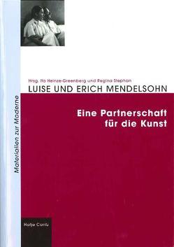 Luise und Erich Mendelsohn von Heinze-Greenberg,  Ita, Stephan,  Regina