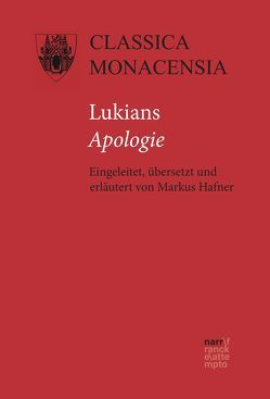 """Lukians """"Apologie"""" von Häfner,  Markus"""