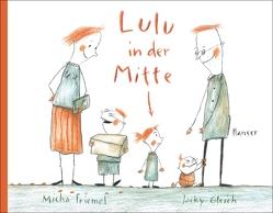Lulu in der Mitte von Friemel,  Micha, Gleich,  Jacky