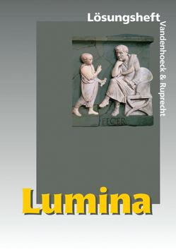 Lumina Lösungsheft von Blank-Sangmeister,  Ursula, Müller,  Hubert, Schlüter,  Helmut, Steinicke,  Kurt