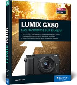 LUMIX GX80 von Esen,  Jacqueline