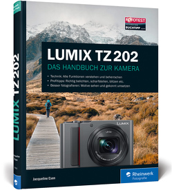 LUMIX TZ202 von Esen,  Jacqueline