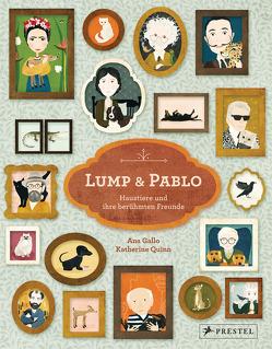 Lump und Pablo von Gallo,  Ana, Quinn,  Katherine