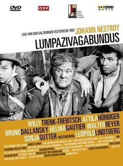 Lumpazivagabundus von Dallansky,  Bruno, Hörbiger,  Attila, Lindtberg,  Leopold, Nestroy,  Johann, Trenk-Trebitsch,  Willy