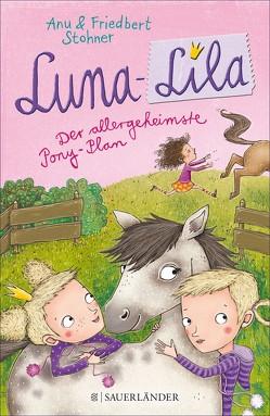 Luna-Lila von Grigo,  Pe, Stohner,  Anu, Stohner,  Friedbert