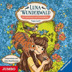 Luna Wunderwald. Ein Geheimnis auf Katzenpfoten von Luhn,  Usch, Nachtmann,  Julia