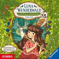 Luna Wunderwald. Ein Schlüssel im Eulenschnabel von Luhn,  Usch, Nachtmann,  Julia