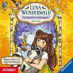 Luna Wunderwald. Ein Waschbär in Wohnungsnot von Luhn,  Usch, Nachtmann,  Julia