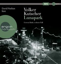Lunapark von Kutscher,  Volker, Nathan,  David