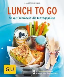 Lunch to go von Pfannebecker,  Inga