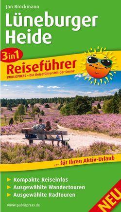 Lüneburger Heide von Brockmann,  Jan