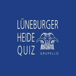 Lüneburger-Heide-Quiz von Reinken,  Petra