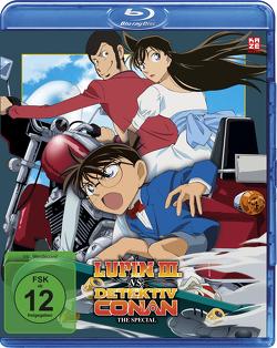 Lupin 3rd vs. Detektiv Conan – TV Special – Blu-ray von Kamegaki,  Hajime