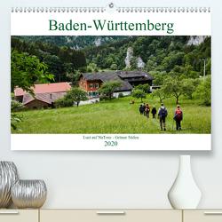 Lust auf NaTour – Baden-Württemberg (Premium, hochwertiger DIN A2 Wandkalender 2020, Kunstdruck in Hochglanz) von Riedmiller,  Andreas