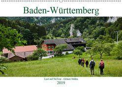 Lust auf NaTour – Baden-Württemberg (Wandkalender 2019 DIN A2 quer) von Riedmiller,  Andreas