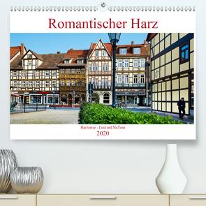 Lust auf NaTour – Romantischer Harz (Premium, hochwertiger DIN A2 Wandkalender 2020, Kunstdruck in Hochglanz) von Riedmiller,  Andreas